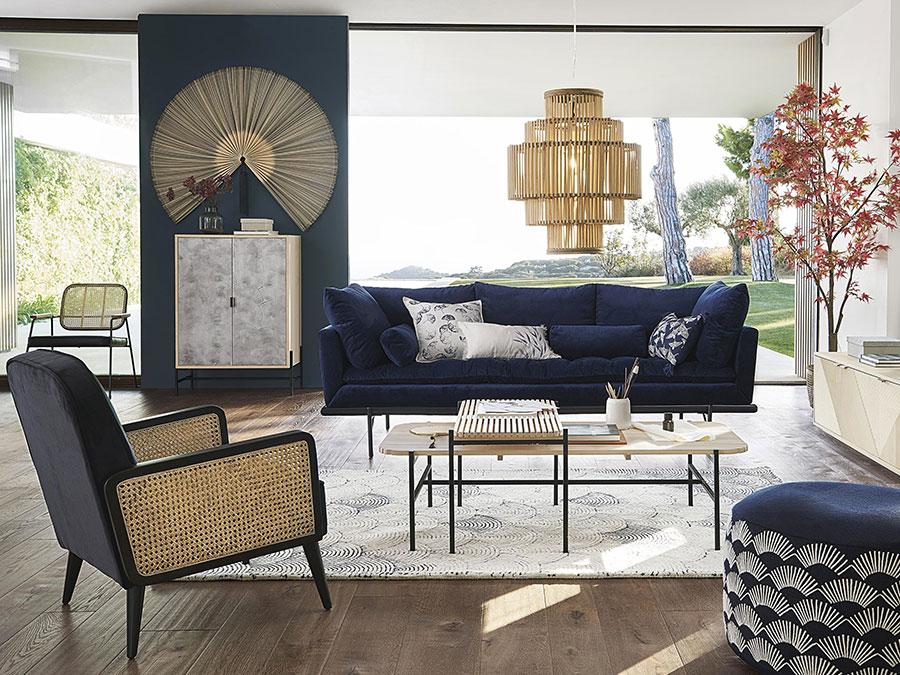 Arredamento per soggiorno vintage di Maison Du Monde n.18