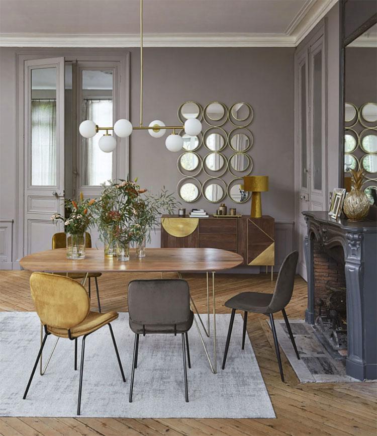 Arredamento per soggiorno vintage di Maison Du Monde n.19