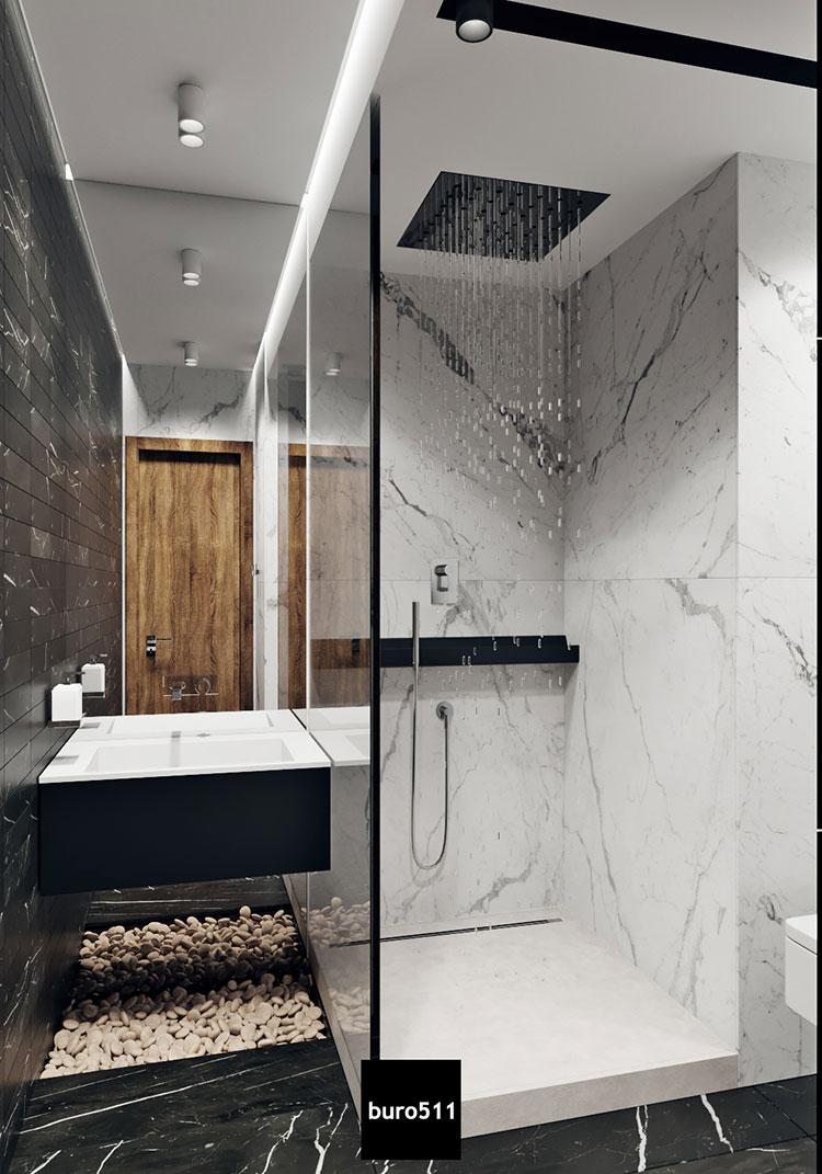 Come arredare una casa di 100 mq ecco 7 progetti a cui for Progetto appartamento moderno