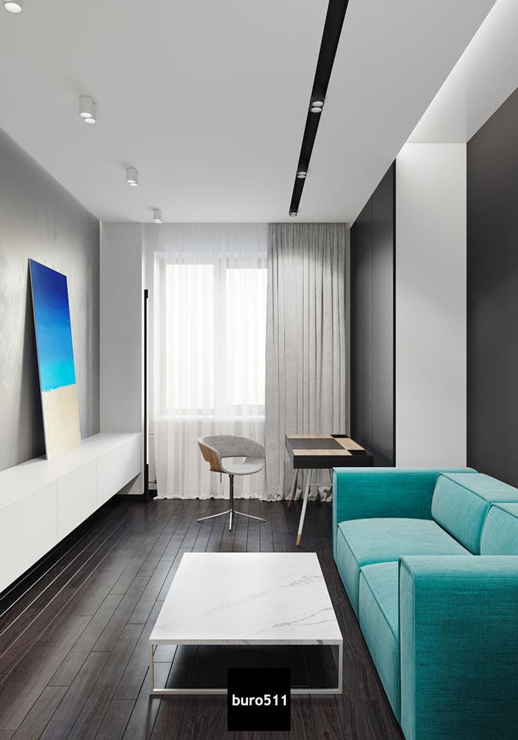 Come arredare una casa di 100 mq ecco 7 progetti a cui - Arredamento casa 2017 ...