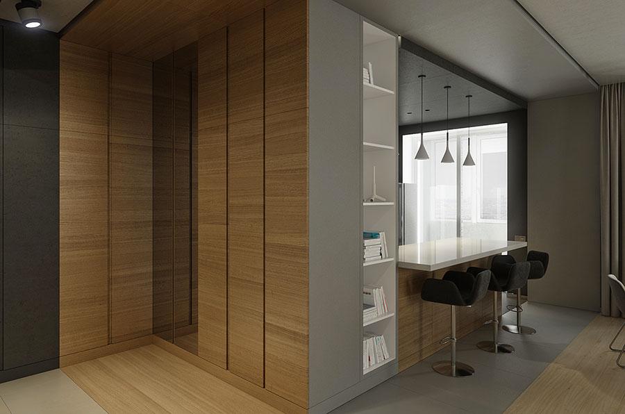 Idee per arredare una casa di 100 mq n.14