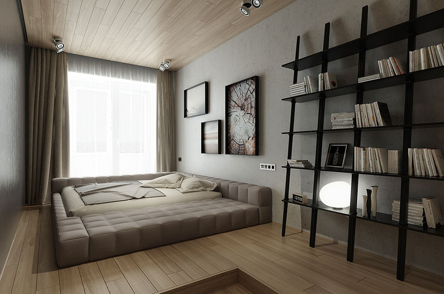 Idee per arredare una casa di 100 mq n.15