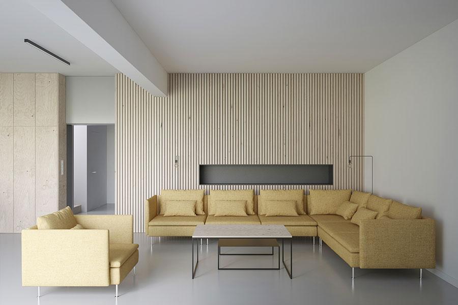 Progetto casa 100 mq id es de design d 39 int rieur - Arredamento casa 2017 ...