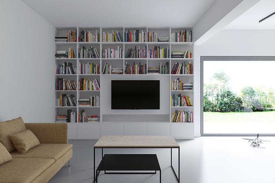 Come arredare una casa di 100 mq ecco 7 progetti a cui for Costo arredare casa