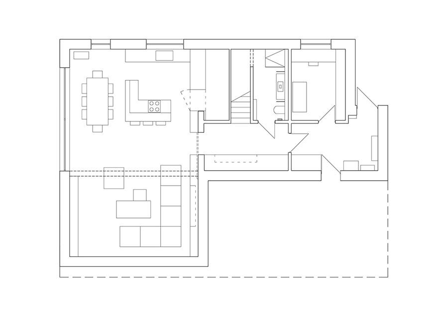 Idee per arredare una casa di 100 mq n.29