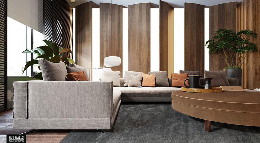 Come arredare una casa di 100 mq ecco 7 progetti a cui ispirarsi - Progetto casa design ...
