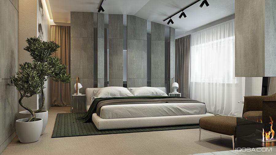 Idee su come arredare una camera da letto zen n.02