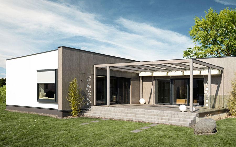 Casa Prefabbricata Design : I migliori costruttori di case in legno italiani ed europei