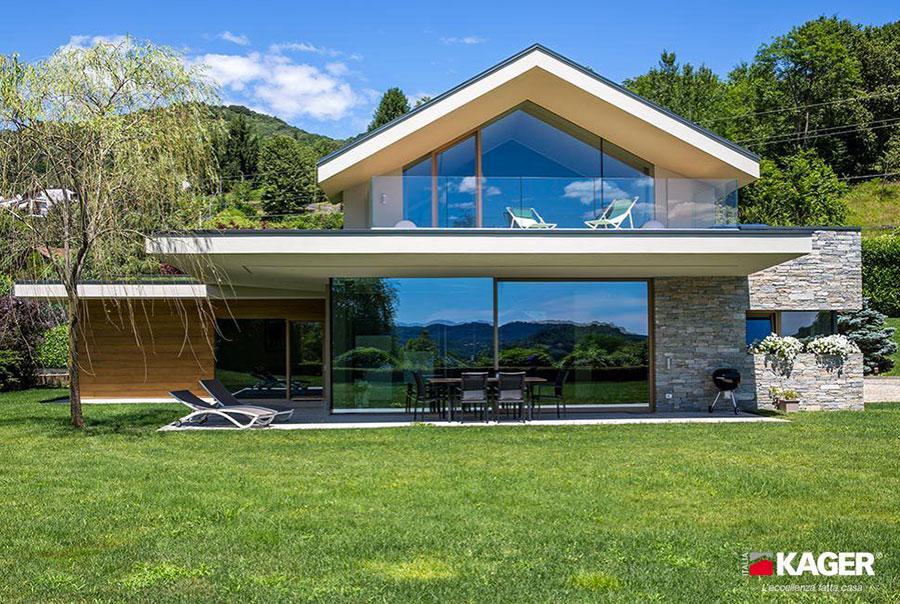 i migliori costruttori di case in legno italiani ed