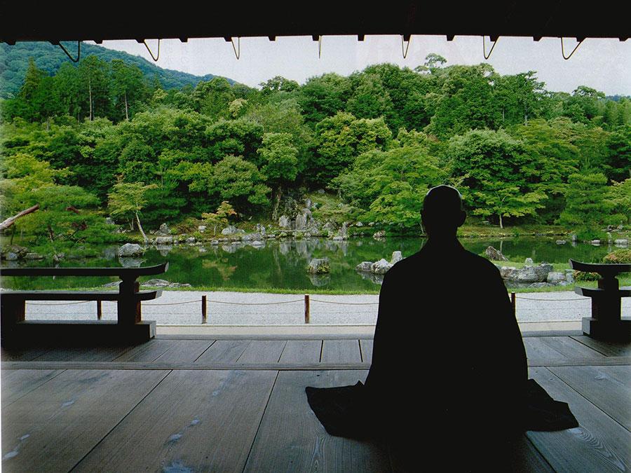 La meditazione nella filosofia zen