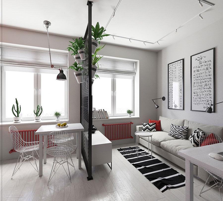 Idee per arredare un open space di 20 30 mq n.20