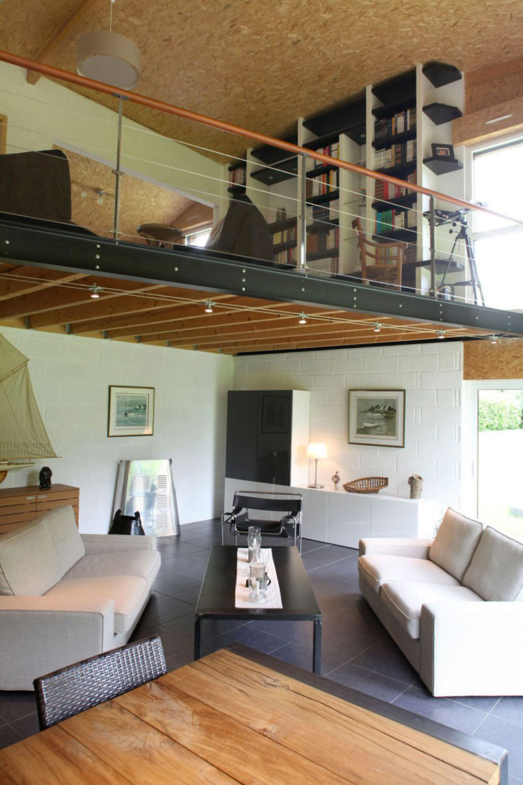 Open Space con Soppalco: 25 Idee Originali per Sfruttare l\'Altezza ...