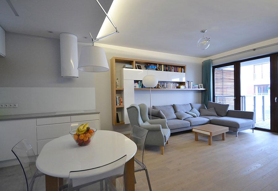 Come arredare una casa di 90 mq ecco 5 progetti di design for Arredare 20 mq