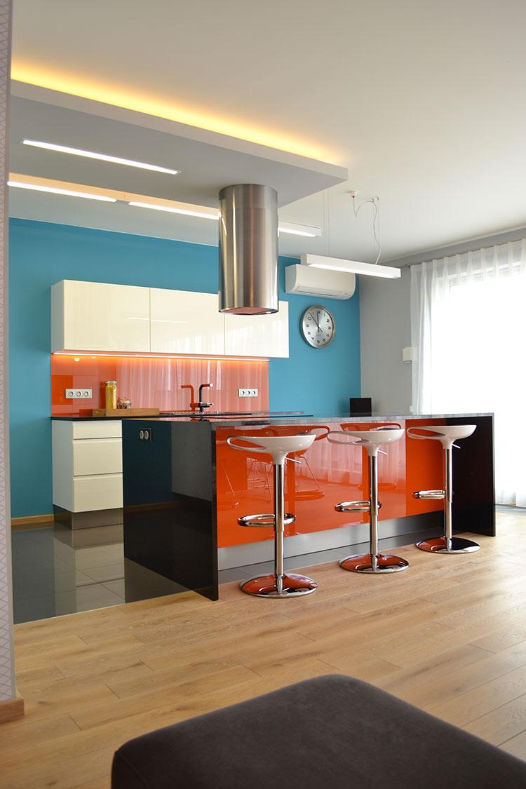 Come arredare una casa di 90 mq ecco 5 progetti di design - Arredare casa 30 mq ikea ...