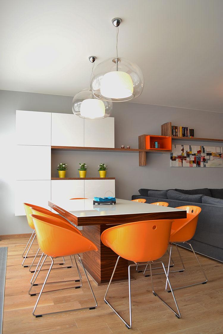 Come arredare una casa di 90 mq ecco 5 progetti di design for Come finanziare una casa