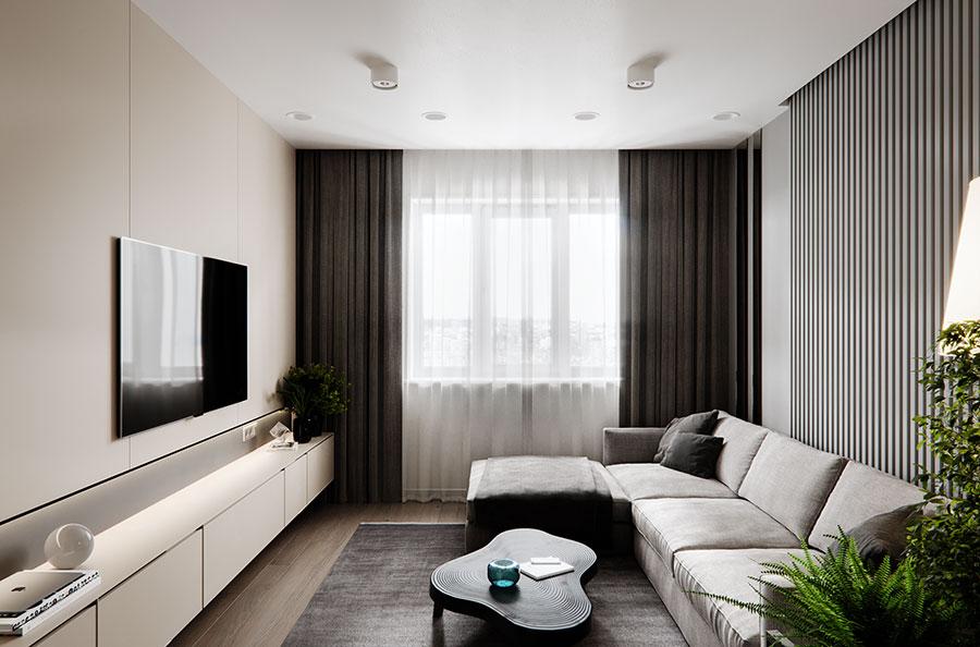 Come arredare una casa di 90 mq ecco 5 progetti di design for Ristrutturare e arredare casa