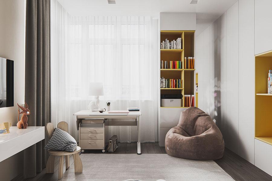 Come arredare una casa di 90 mq ecco 5 progetti di design for Arredare casa di 40 mq