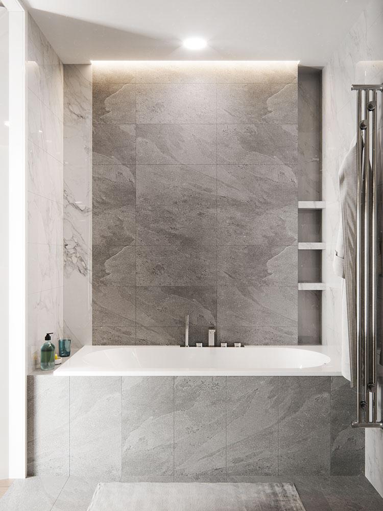 Come arredare una casa di 90 mq ecco 5 progetti di design for Franco case dei progetti di lloyd wright