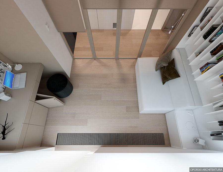 Idee per arredare una casa di 80 mq n.03