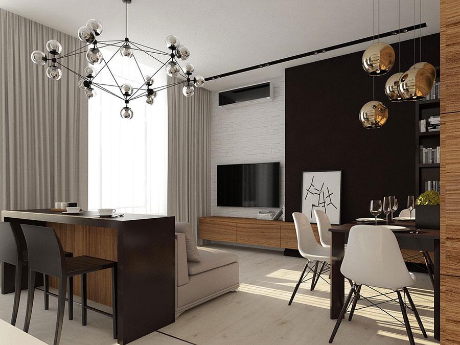 Idee per arredare una casa di 80 mq n.20