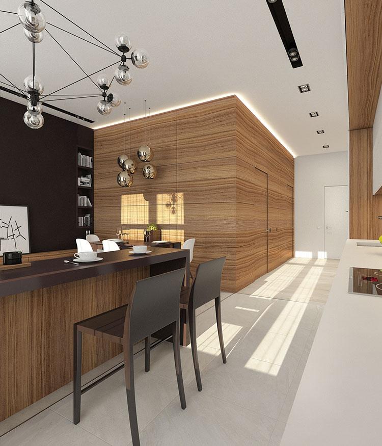 Idee per arredare una casa di 80 mq n.21