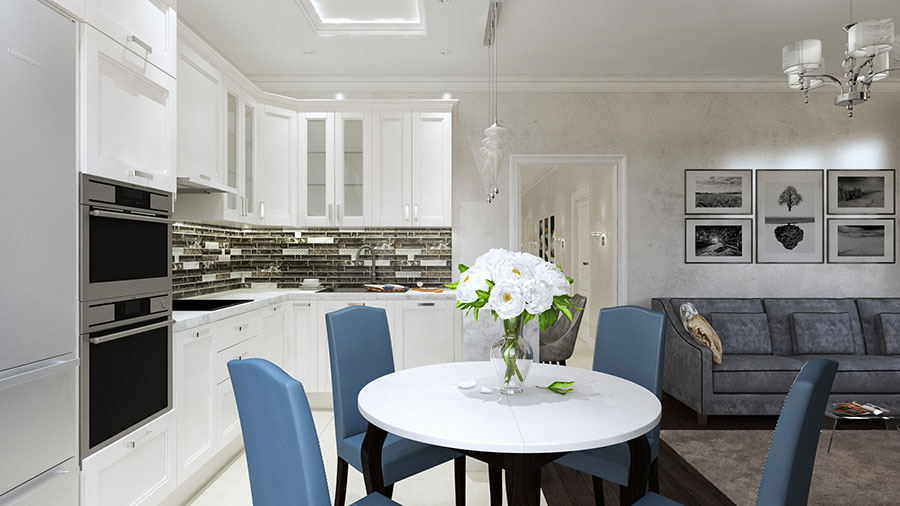 Come arredare una casa di 80 mq ecco 6 progetti moderni e for Arredamento originale casa
