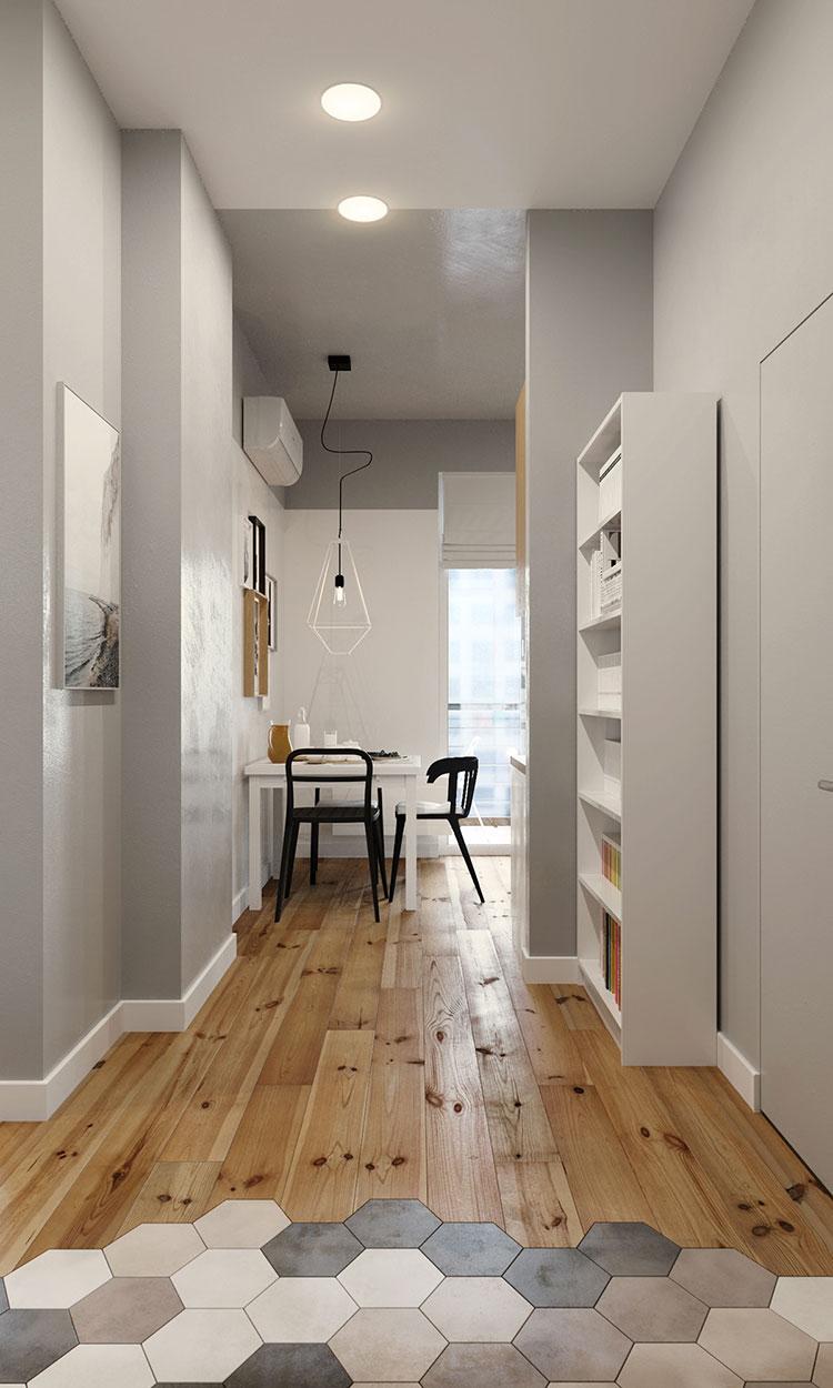 Monolocale ikea tante idee originali per arredare piccoli for Arredamento originale casa