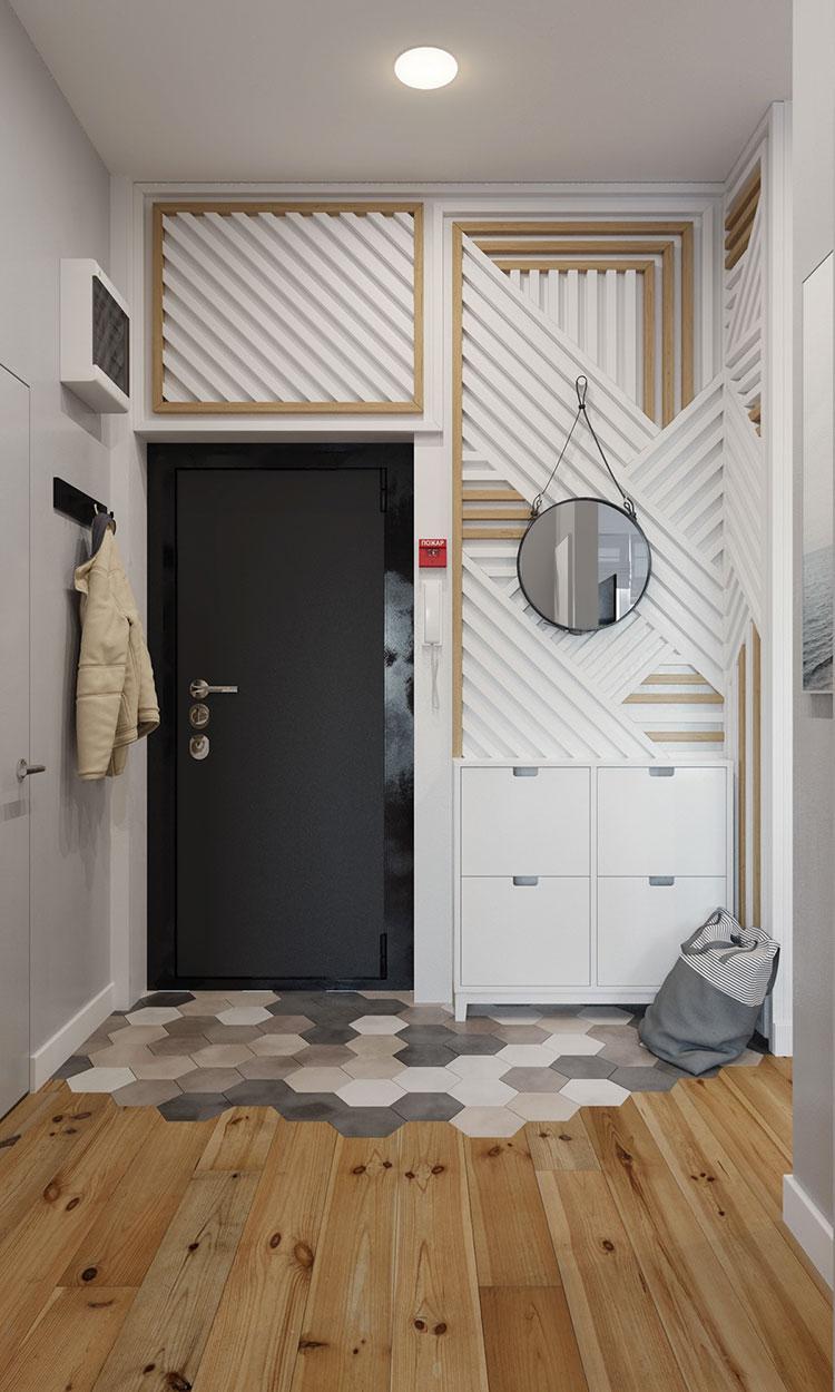 Monolocale ikea tante idee originali per arredare piccoli spazi - Camere da letto piccoli spazi ...