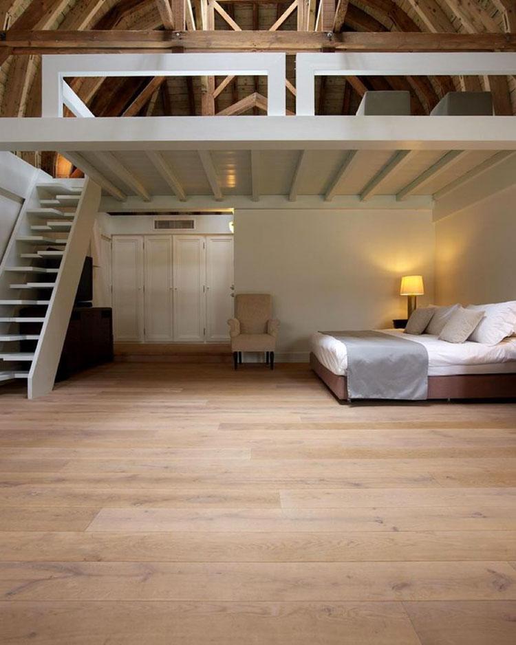 Camere da letto con soppalco tante idee originali e for Camera da letto con studio