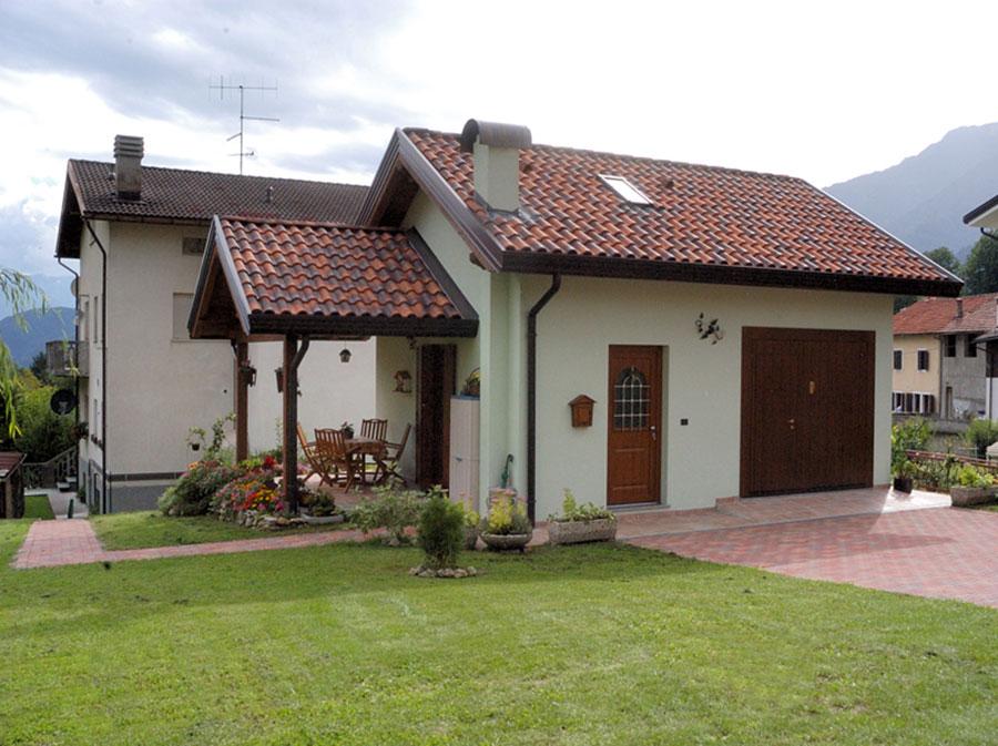 Progetto di casa in legno in Friuli di Case in legno Paularo