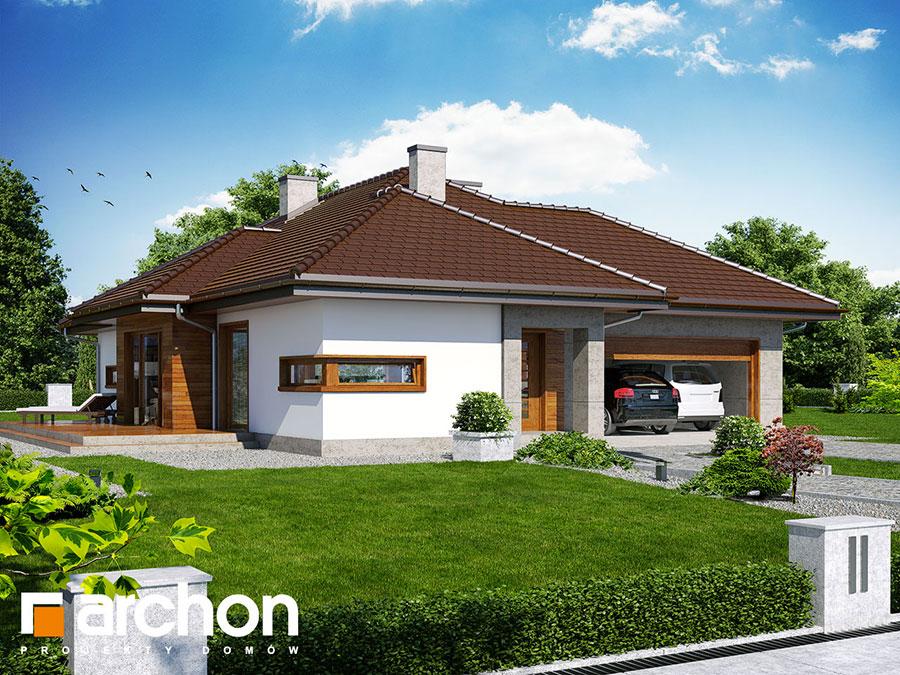 Progetto di casa in legno in Friuli di Domus Green