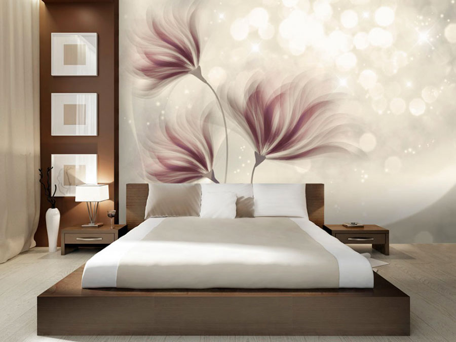 Best Decorazioni Pareti Camera Da Letto Contemporary - Modern Home ...