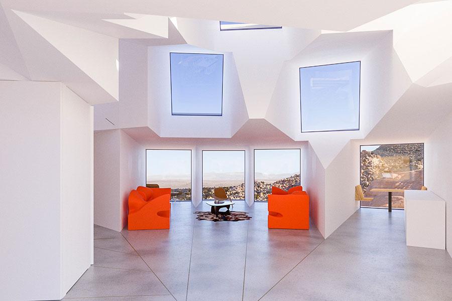 Progetto da sogno per casa container di lusso n.05