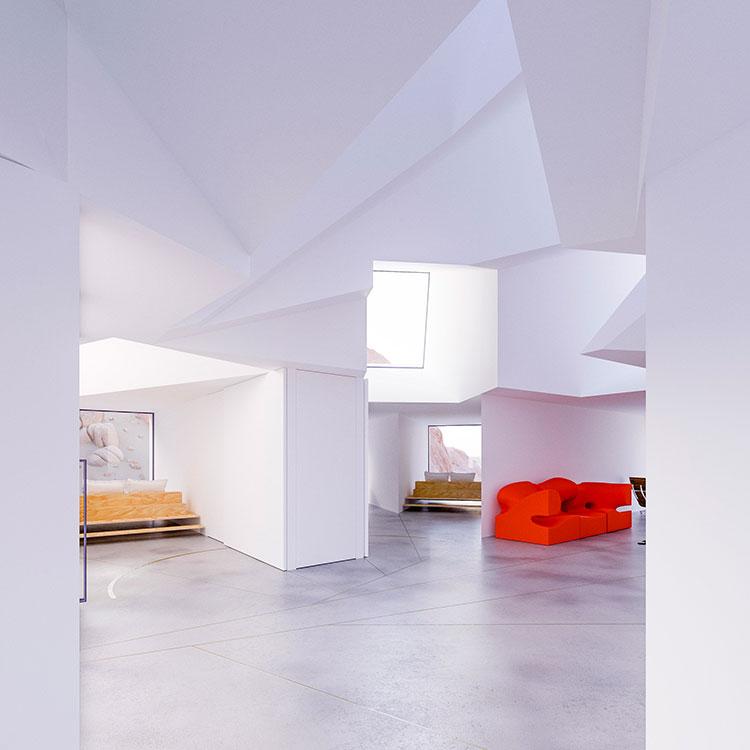 Progetto da sogno per casa container di lusso n.07