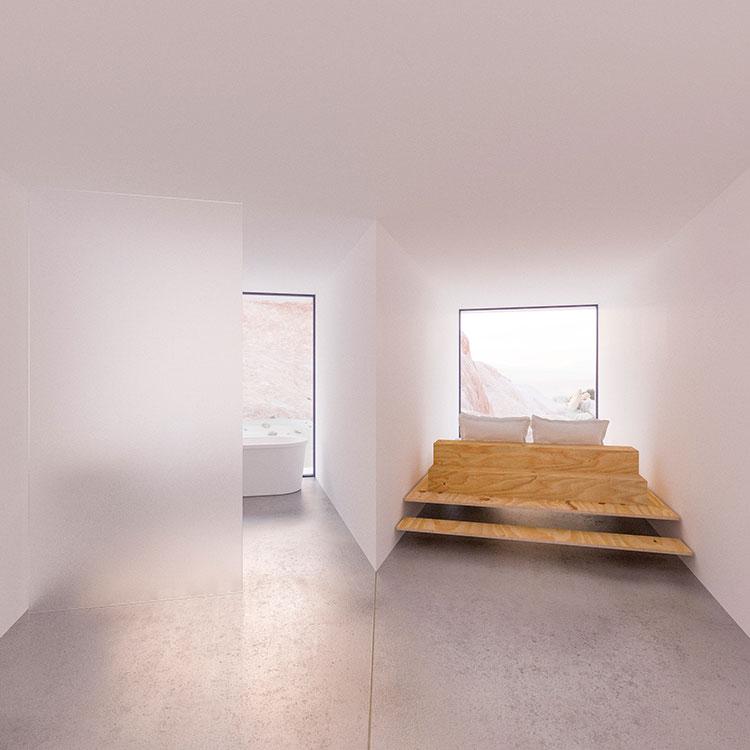 Progetto da sogno per casa container di lusso n.08