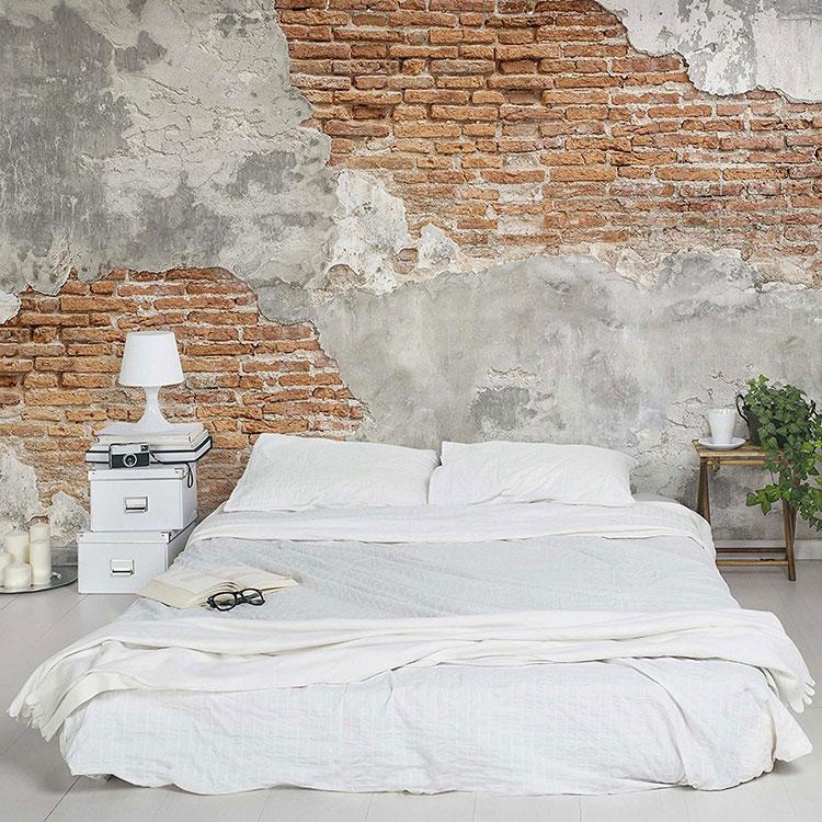 Perfekt Shabby Chic Tapete Bilder Von Wohndesign Idee