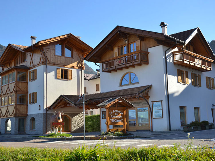 Casa in legno di Fanti Group