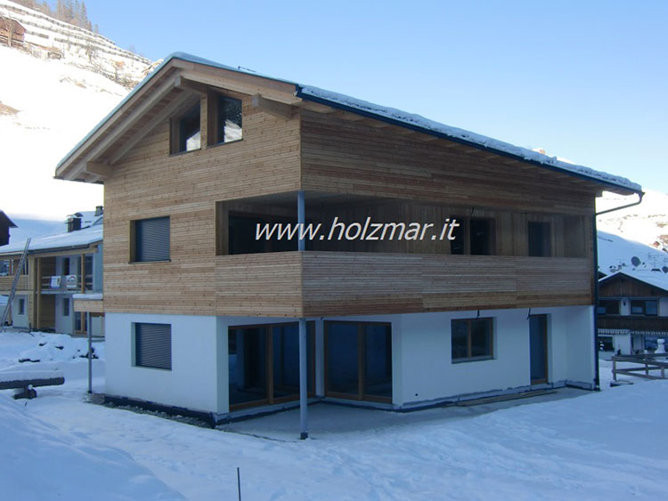 Casa in legno di Holzmar