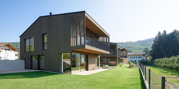Casa in legno di Lignoalp