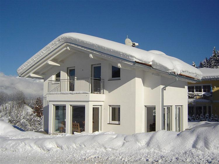 Casa in legno di Raro Haus