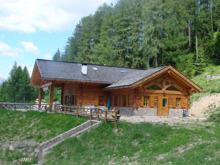 Casa in legno di Illen