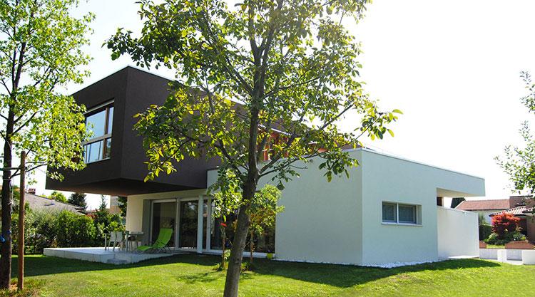 Casa in legno Bio house