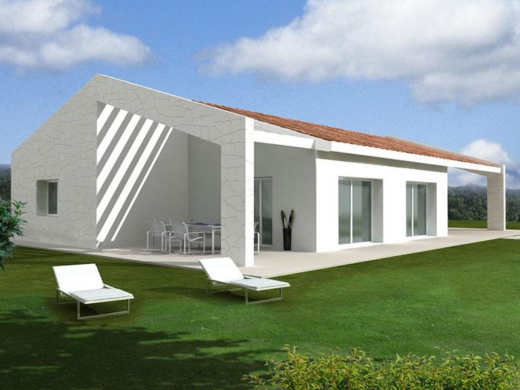 Casa in legno Studio Dalla Libera