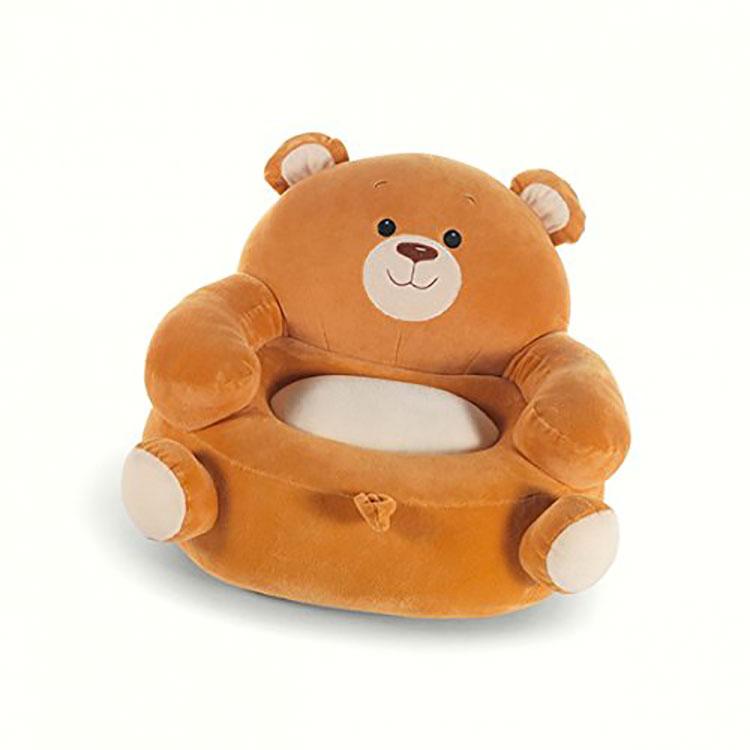 Modello di poltroncina per bambini a forma di animali n.01