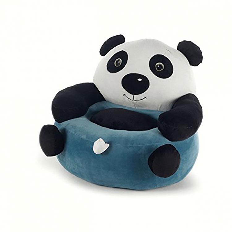 Modello di poltroncina per bambini a forma di animali n.02