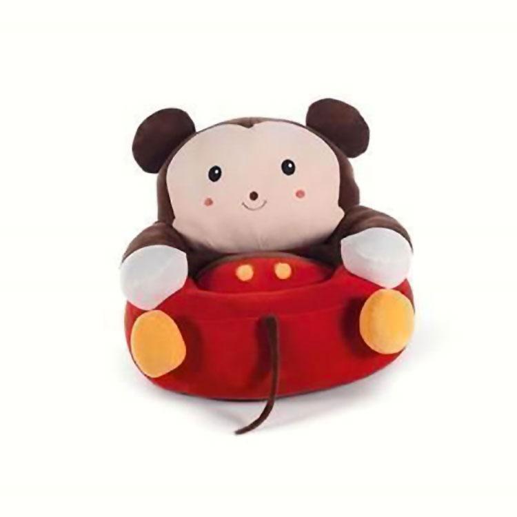 Modello di poltroncina per bambini a forma di animali n.03