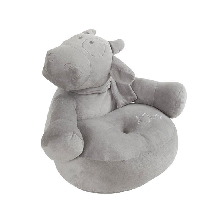 Modello di poltroncina per bambini a forma di animali n.08