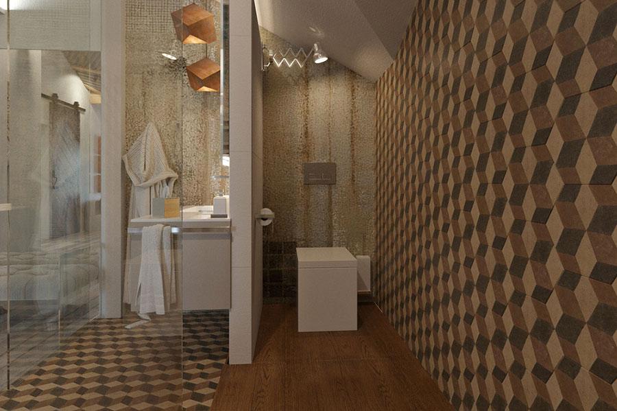 Arredamento per casa piccola in stile moderno n.07