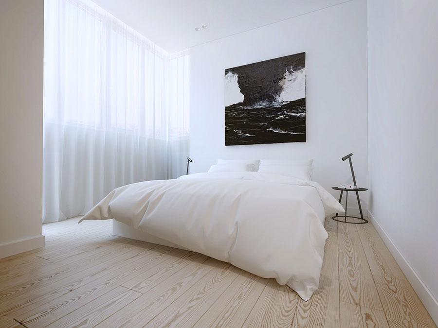 Arredamento per casa piccola in stile moderno n.16