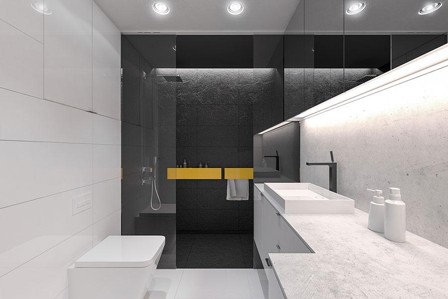 Arredamento per casa piccola in stile moderno n.24
